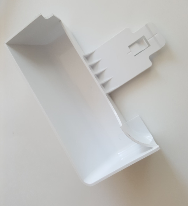 brother overlock prihradka na odrezky. Black Bedroom Furniture Sets. Home Design Ideas