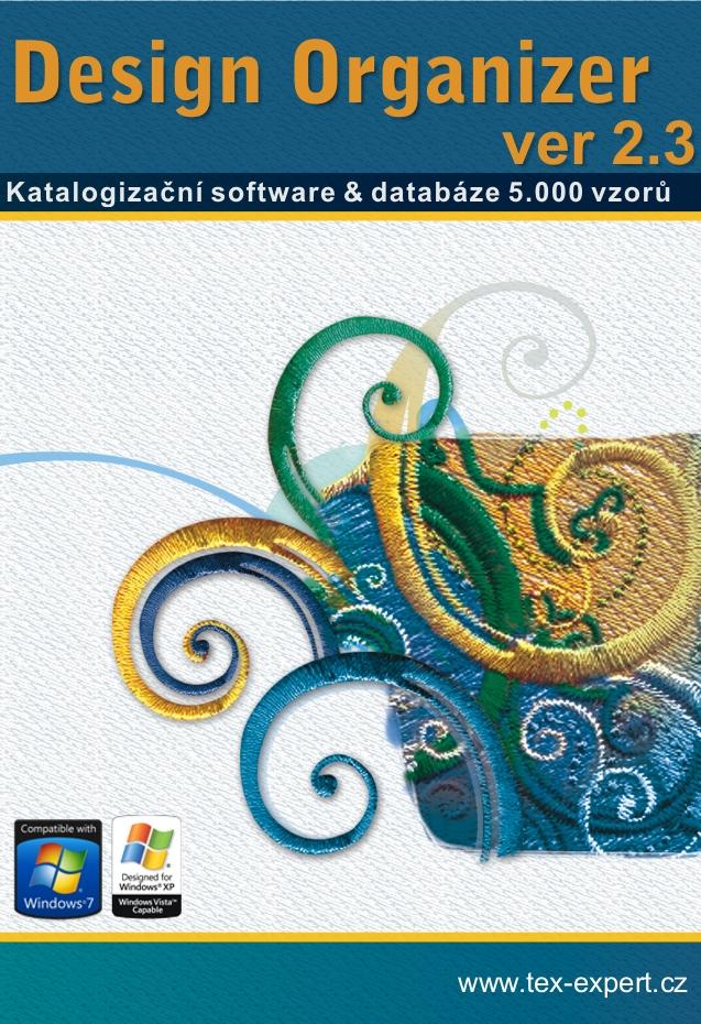 Databáze 5000 programů & Design Organizer ver. 2.3